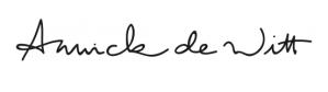 Annick de Witt Logo